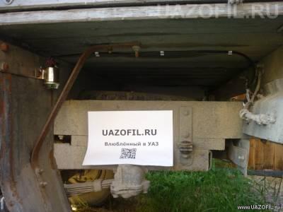 Звуковой сигнал заднего хода УАЗ 3303