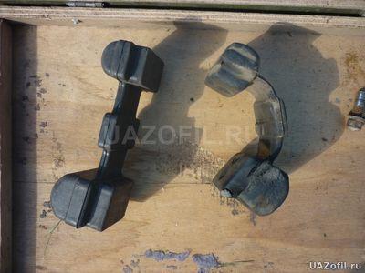 Замена подушек рессор УАЗ 3303